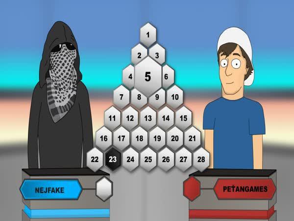 Animace - Nejfake vs. Peťan games