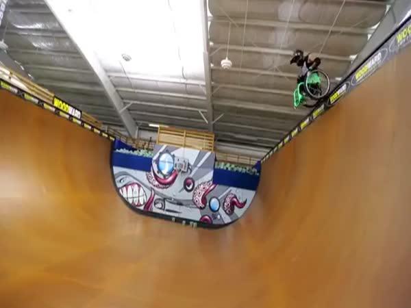 Freestyle na vozíčku