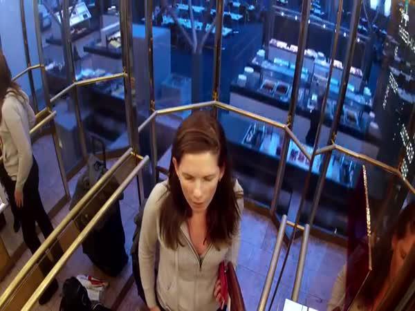 Inteligentní výtah #2