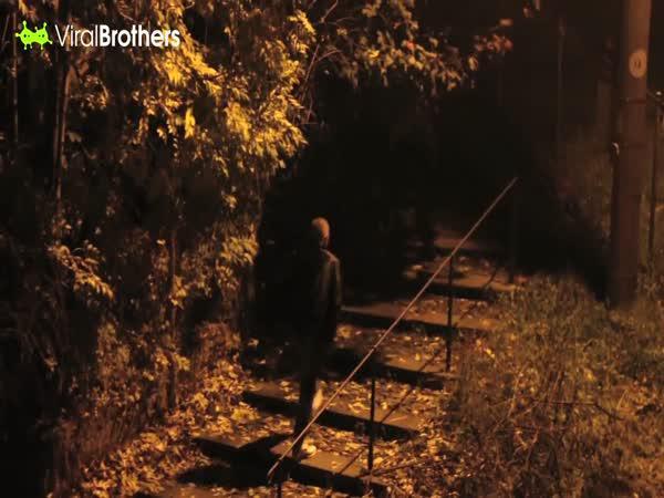 ViralBrothers - Demon spider walk PRANK