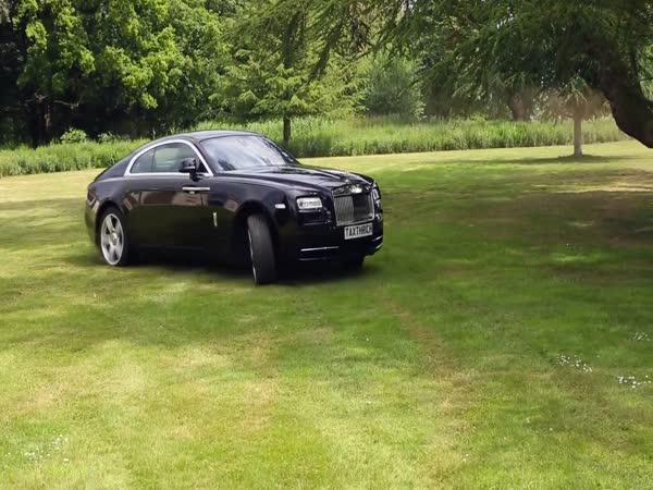 Drifty s Rolls-Roycem Wraith
