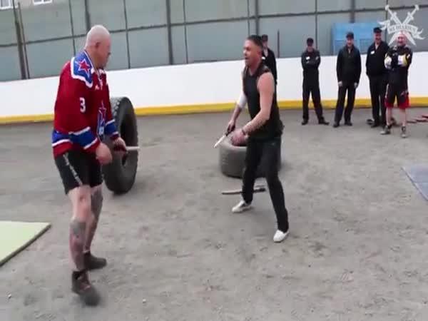 Sebeobrana v ruských věznicích