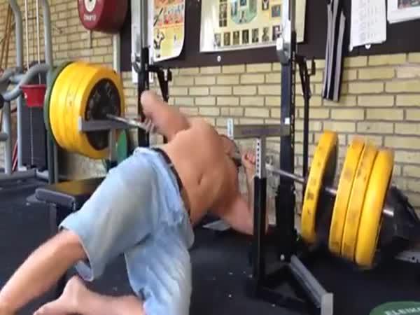 Pokus o překonání osobního rekordu