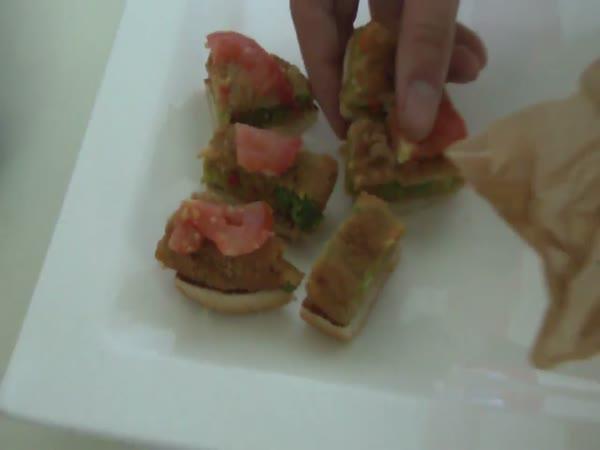 Jídlo z fastfoodu = bio delikatesa?!