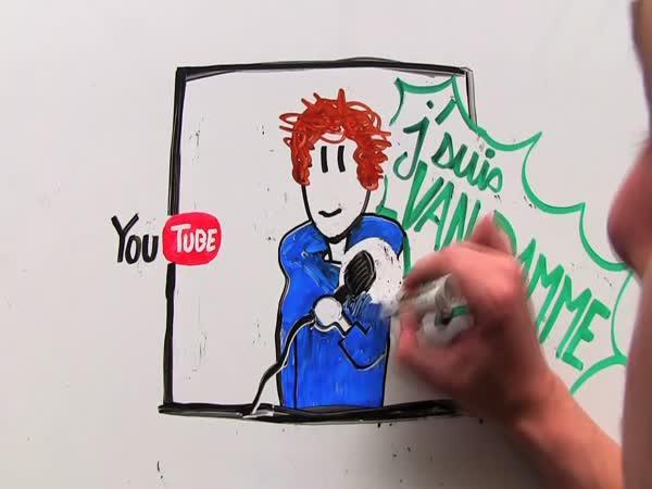 Norman kreslí svůj život