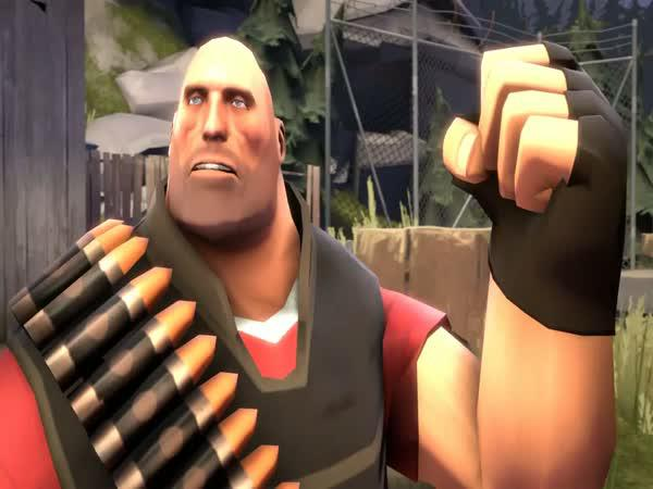 Team Fortress - Animace