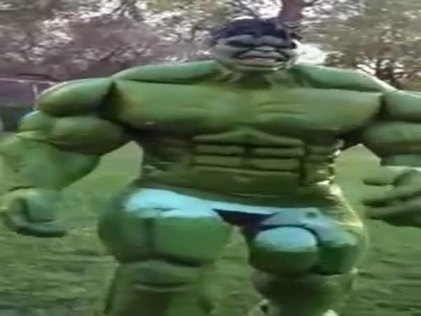 Hulk - kostým
