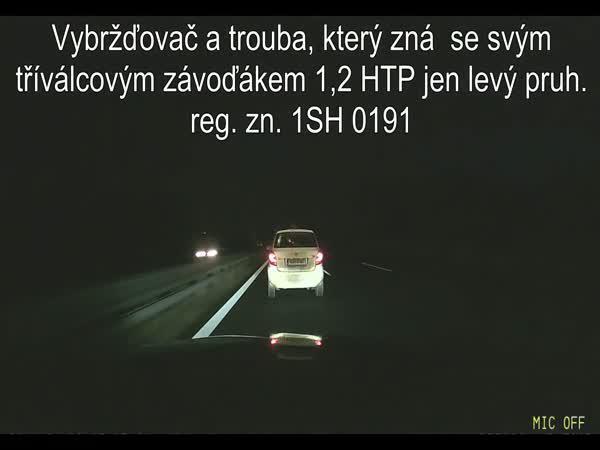 Hovada na českých silnicích #1