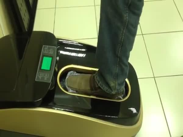 Návleky na boty nové generace