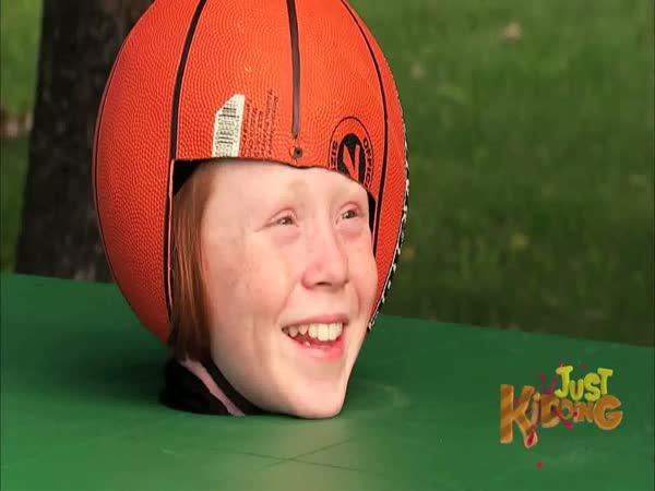 Nachytávka – Basketbalová hlava