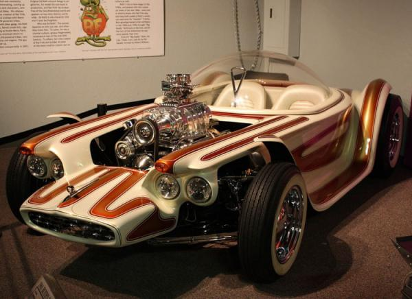GALERIE - 16 zajímavých automobilů