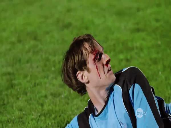 Golman vychytal hlavou všechny penalty
