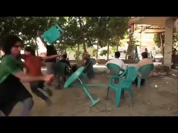 Indický provokatér