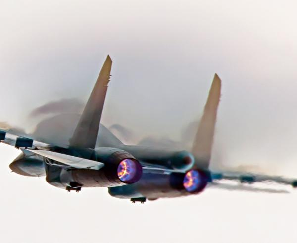 GALERIE - Úžasné fotogalerie letadel
