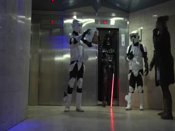 Rémi Gaillard - Star Wars
