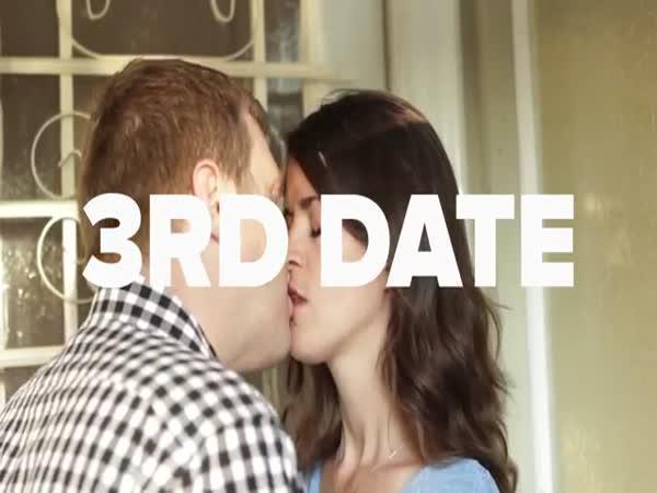 Třetí vs. třicáté rande