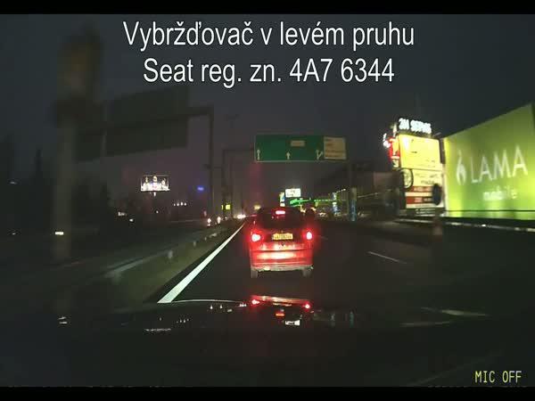 Hovada na českých silnicích #5