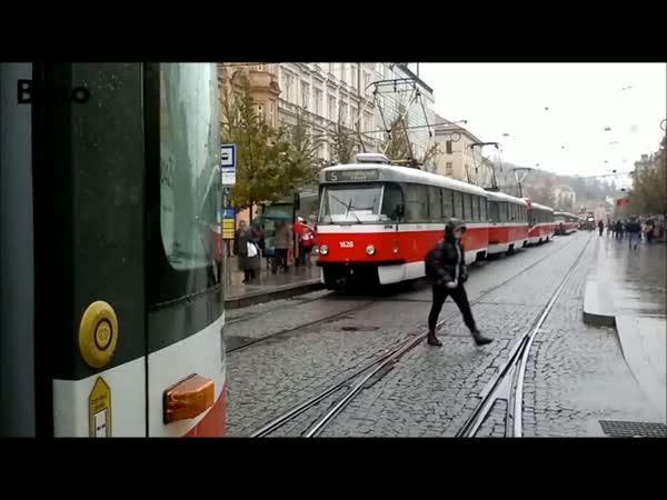 První zimní dny v ČR