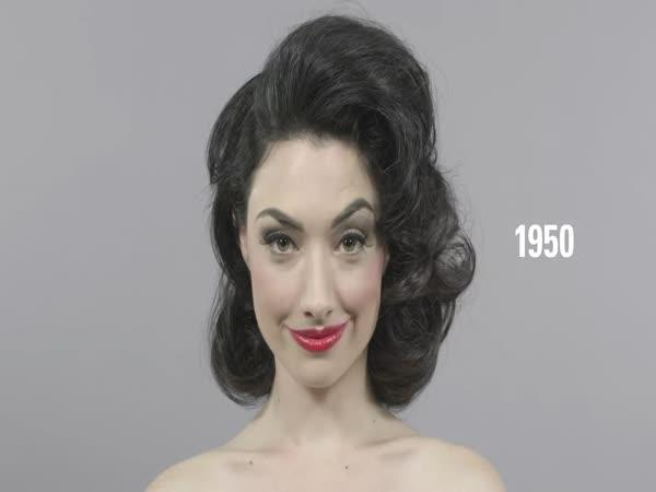 Módní trendy za 100 let