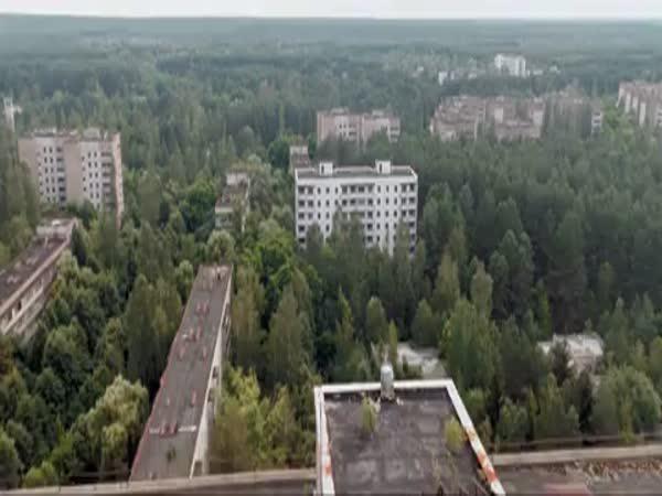 Město duchů - Pripjať