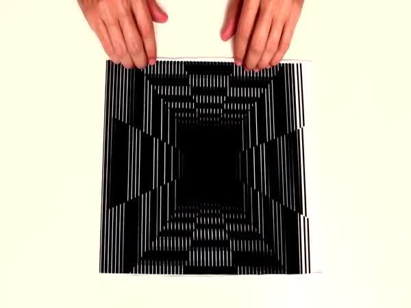Optická iluze - pohyb 4.díl