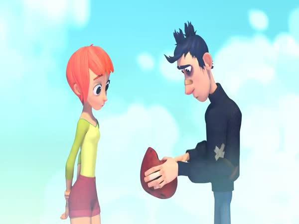 Animace - Smolař & Štěstěna