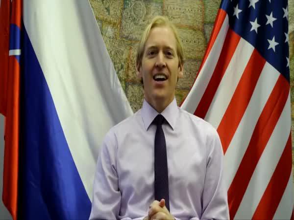 Američané říkají slovenské jazykolamy