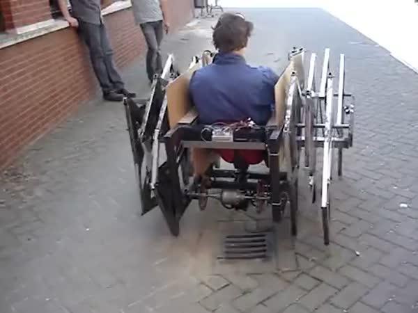 Robotické vozítko