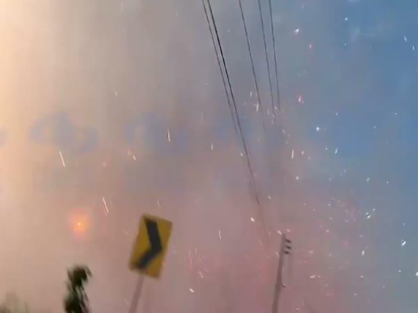 Pyrotechnika - peklo na Zemi