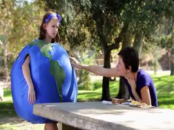 Kdyby Země byla jako my
