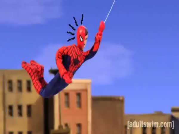 Pavoučí alarm
