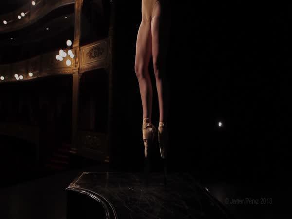 Smrtelně nebezpečná balerína