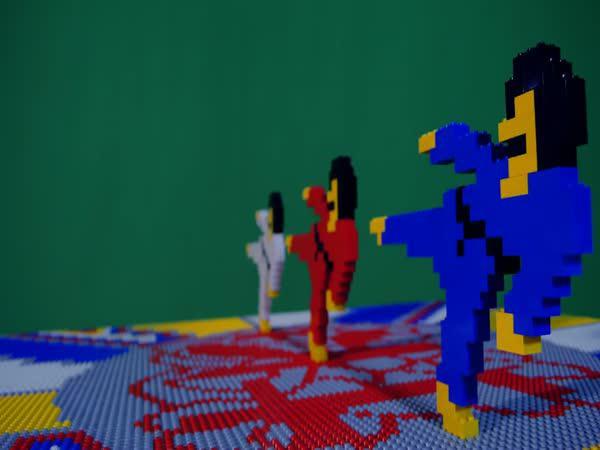 Animace - 8-Bit & Lego