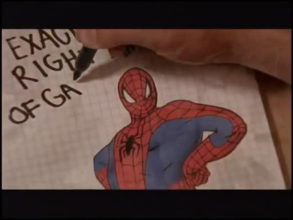 Spiderman - parodie