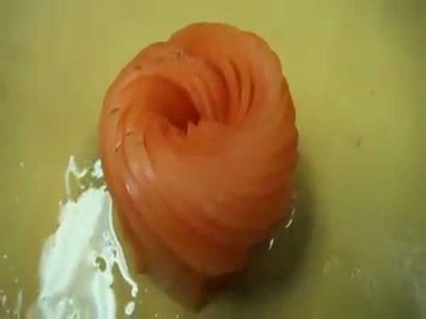 Jak krájí mistr šéfkuchař