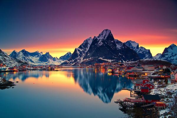 GALERIE - Norsko je úžasné