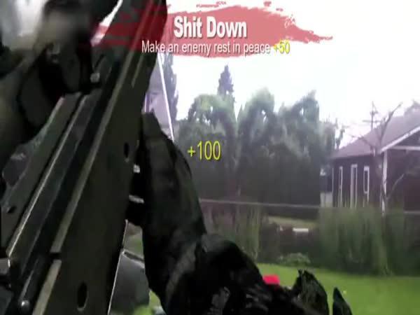 Sladká pomsta snipera!