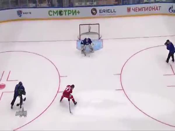 Hokej - Parádní nájezd