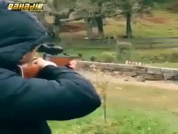 Mistr ve střelbě
