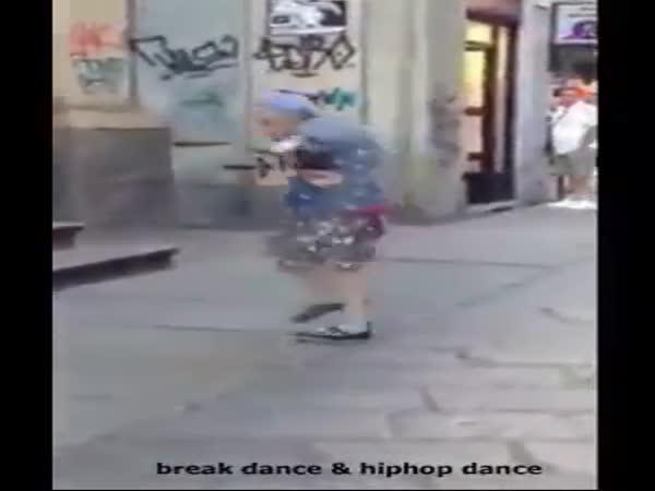 Hiphopová babička