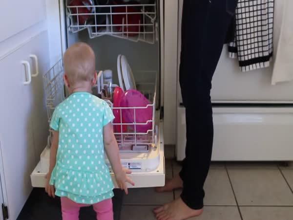 Těžký úděl maminčin