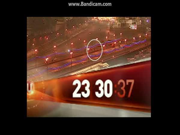Kamerový záznam vraždy Němcova!!!