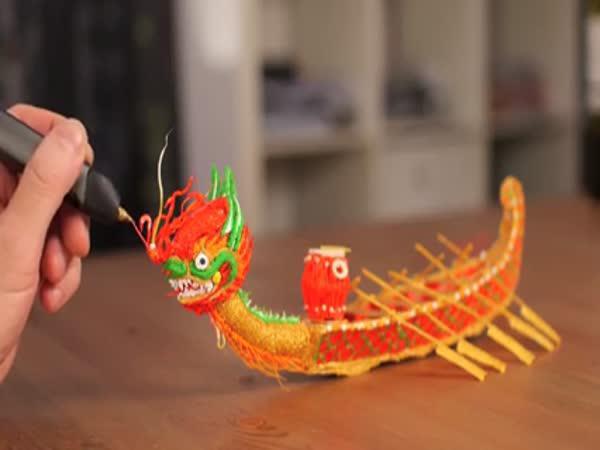 3D kouzelná tužka