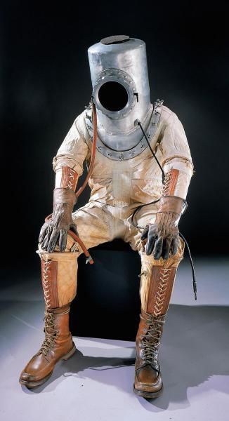 GALERIE - Kosmonauté