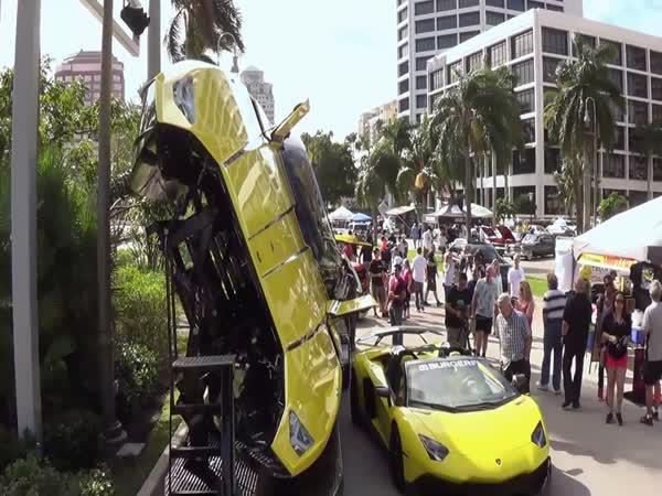 Lamborghini člun za 13 miliónů dolarů!