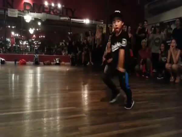 Borec - Malý tanečník