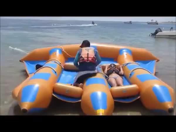 Vodní atrakce na dovolené