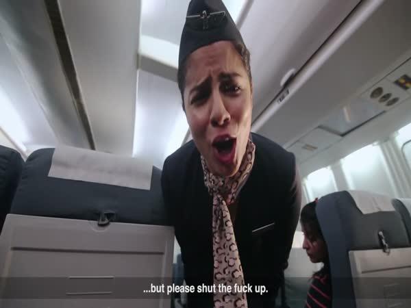 Upřímné indické aerolinky