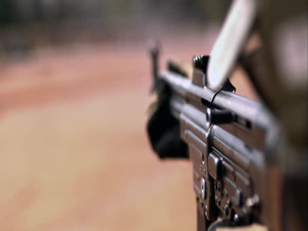 SlowMotion - Zbraň (STG 44)