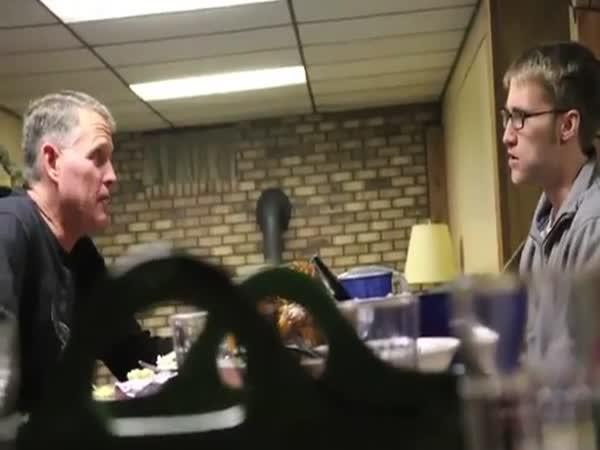 Hádka počítačového závisláka a jeho otce #2
